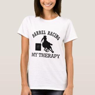 barrel racing design T-Shirt
