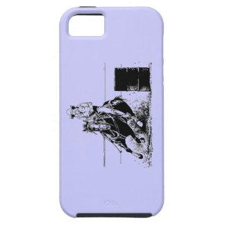 Barrel Racing Horse iPhone 5 Cases