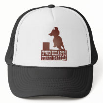 barrel racing horse cowgirl cowboy redneck trucker hat