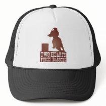 barrel racing horse cowgirl cowboy redneck trucker hat