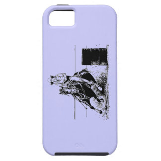 Barrel Racing Horse iPhone SE/5/5s Case