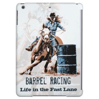 Barrel Racing iPad Air Cases