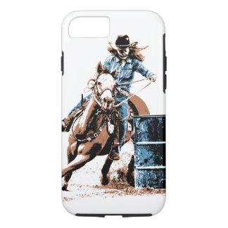 Barrel Racing iPhone 7 Case