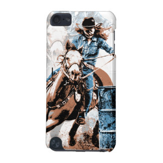 Barrel Racing iPod Touch (5th Generation) Cover