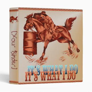 Barrel Racing_It's what I do binder_15_back.v4 Binder