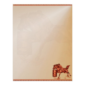 Barrel Racing_ letterhead_vertical Letterhead