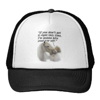 Barrel Racing, Misc. Trucker Hat