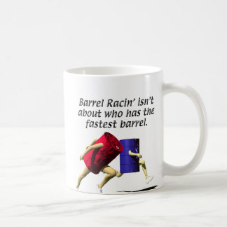 Barrel Racing - Racing Barrels Mugs