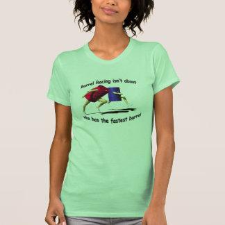 Barrel Racing - Racing Barrels Shirt