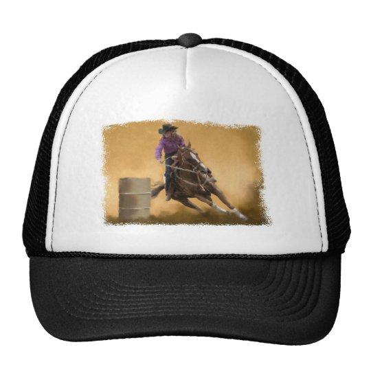 Barrel Racing Trucker Hat