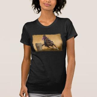 Barrel racing tee shirt