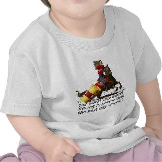 Barrel Racing V School T Shirt