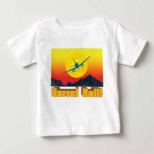 Barrel Roll Retro 1 Baby T-Shirt