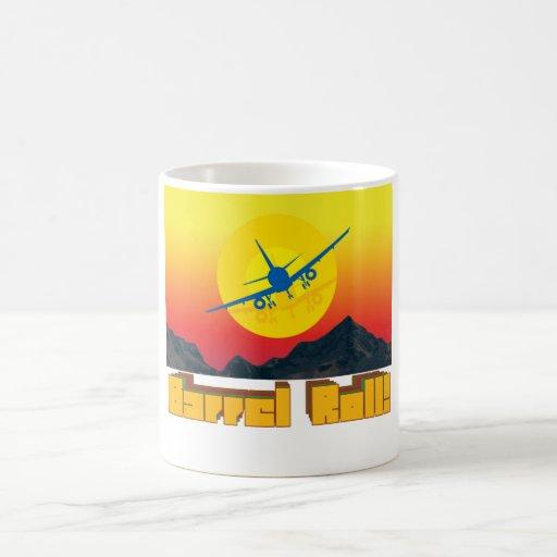 Barrel Roll Retro 1 Coffee Mug