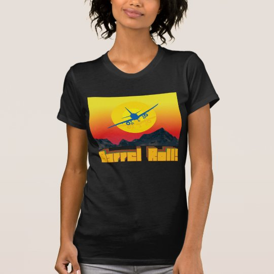 Barrel Roll Retro 1 T-Shirt