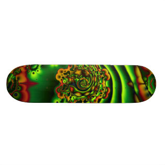 barrel wave skateboard deck
