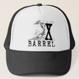 Barrel X Limited Surf Outline Trucker Hat