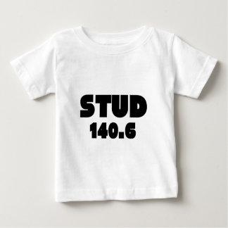 Barrel X Triathlon Stud 140.6 Ironman Baby T-Shirt