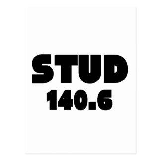Barrel X Triathlon Stud 140 6 Ironman Postcards