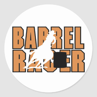 Barrell Racer T-shirts and Gifts. Stickers