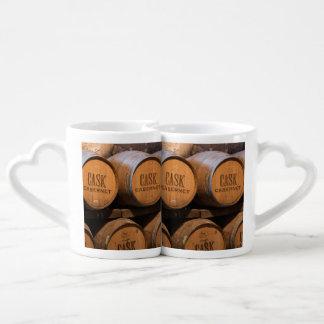 Barrels In The Cellar Coffee Mug Set