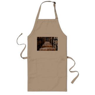 barrels long apron