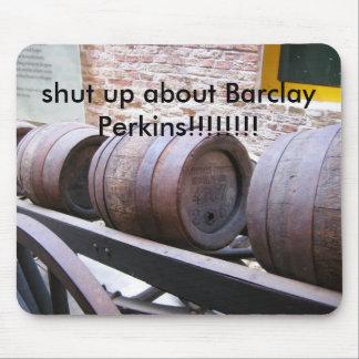 Barrels_on_cart, shut up about Barclay Perkins!... Mouse Mat