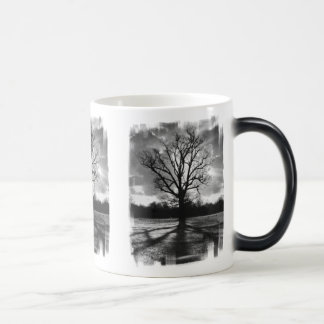 Barren Branches Tree 11 Oz Magic Heat Color-Changing Coffee Mug