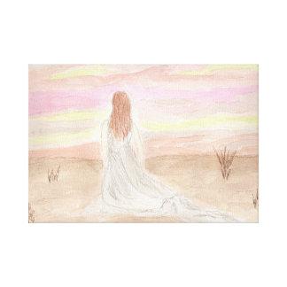 Barren Canvas Print