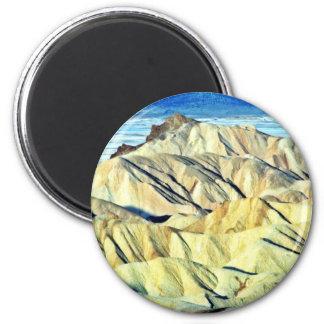 Barren Landscape Magnet
