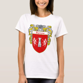 Barreno Coat of Arms (Mantled) T-Shirt