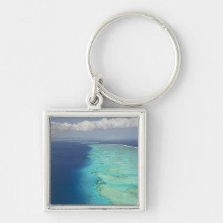 Barrera de arrecifes de Malolo de la isla de Malol Llavero