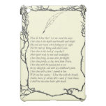 Barrett Browning, Sonnets from the Portuguese # 43 iPad Mini Case