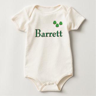 Barrett Family Baby Creeper