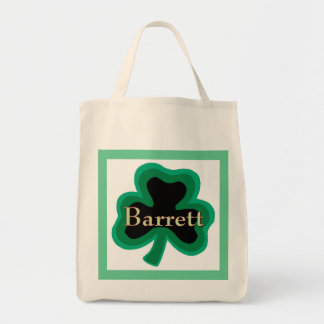 Barrett Family Grocery Tote Bag