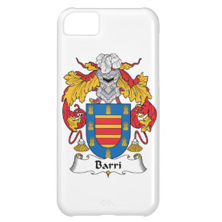 Barri Family Crest iPhone 5C Covers