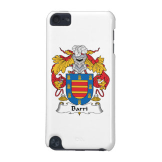 Barri Family Crest iPod Touch (5th Generation) Case