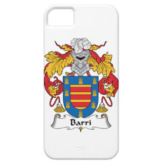 Barri Family Crest iPhone 5 Covers