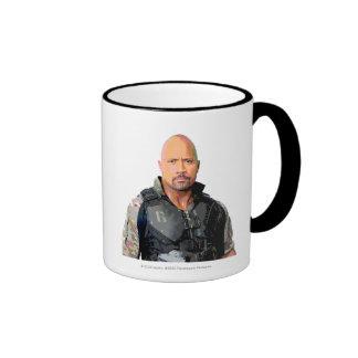 Barricada 4 tazas de café