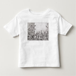 Barricade at the Rue Dauphine Toddler T-shirt