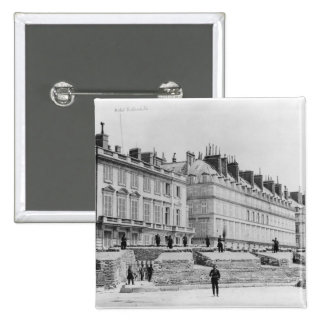 Barricade during the Commune of Paris Pinback Button