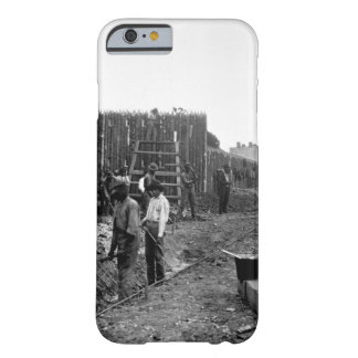 Barricades at Alexandria_War Image Barely There iPhone 6 Case