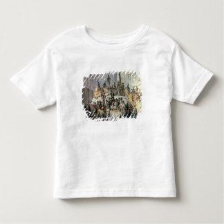 Barricades in Marzstrasse, Vienna, 1848 Toddler T-shirt