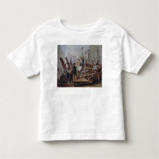 Barricades in the Stephansplatz, Vienna, 1848 Toddler T-shirt