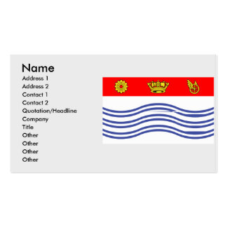 Barrie, Canada Double-Sided Standard Business Cards (Pack Of 100)