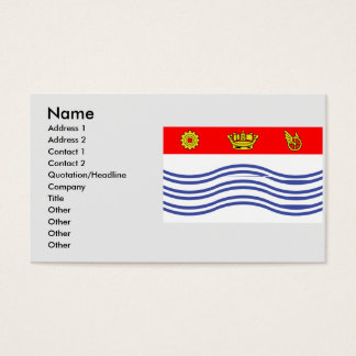 Barrie, Canada Business Card