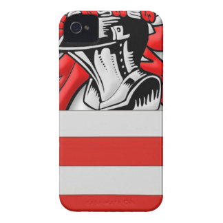 Barrie Coat of Arms iPhone 4 Cases