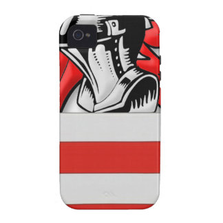 Barrie Coat of Arms Vibe iPhone 4 Cover