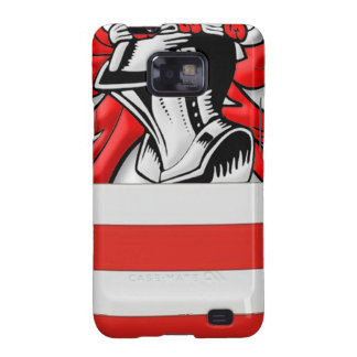 Barrie Coat of Arms Galaxy SII Cover
