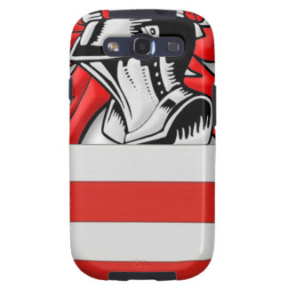 Barrie Coat of Arms Galaxy SIII Cases